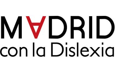 imagen logo Asociación Madrid con la Dislexia
