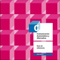 imagen Manual de MOVILIDAD REDUCIDA - Comunicación Aumentativa y Alternativa