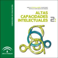 imagen Manual de atención al Alumnado con Necesidades Específicas de Apoyo Educativo por presentar altas capacidades intelectuales