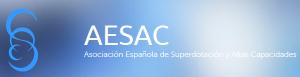 imagen logo Asociación Española de Superdotación y Altas Capacidades (AESAC)