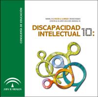 Imagen Manual de atención al alumnado con necesidades específicas de apoyo educativo derivadas de discapacidad intelectual.