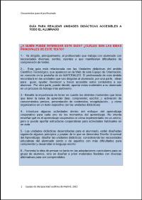 imagen guia Equipo Específico de Discapacidad Auditiva de Madrid