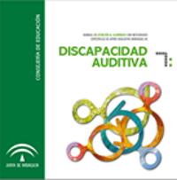 imagen Manual de atención al alumnado con necesidades específicas de apoyo educativo derivadas de discapacidad auditiva.